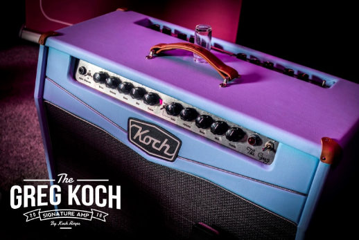 Koch Amplifiers Dealer Canada Greg Koch Signature Best Price