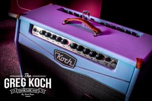 Koch Amplifiers Dealer Canada Greg Koch Signature Best Price