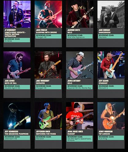 Reverend Guitars Dealer Canada Shipping Online