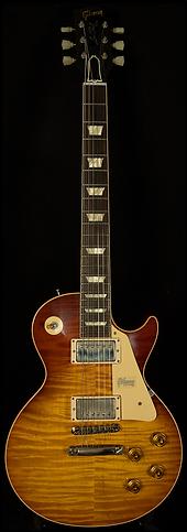 gibson custom shop les paul guitars dealer vancouver canada. Black Bedroom Furniture Sets. Home Design Ideas