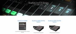StudioLive CS Series Dealer Canada