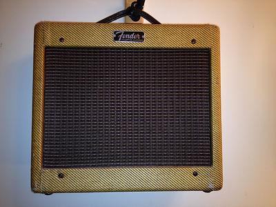 Best Guitar Store Vancouver Westcoast Guitars Fender Tweed Champ Vintage