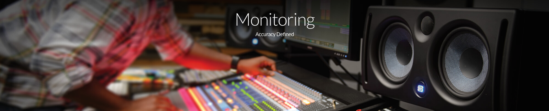Canada Dealer Presonus Monitoring
