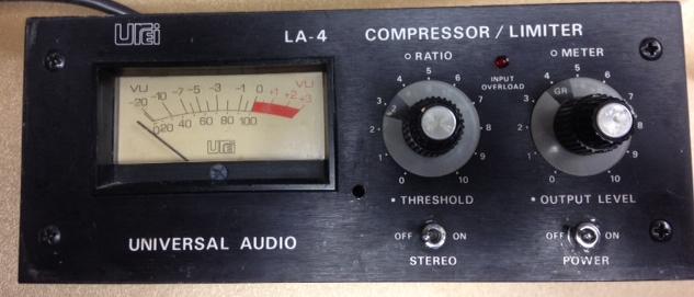 UREI LA-4A Compressor
