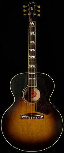 2019 Gibson J-185 Vintage Sunburst
