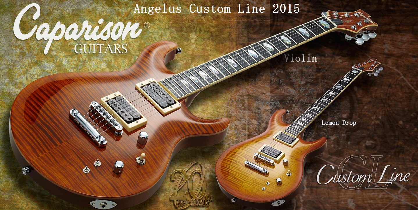 Caparison, guitars, dealer, canada, best, online, quality, price, horus, M3, Angelus,