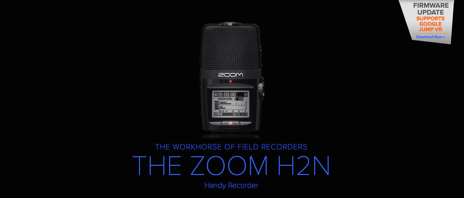Zoom H2N Canada Dealer