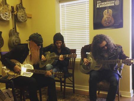 Republic Reso-phonic Guitars Dealer Canada