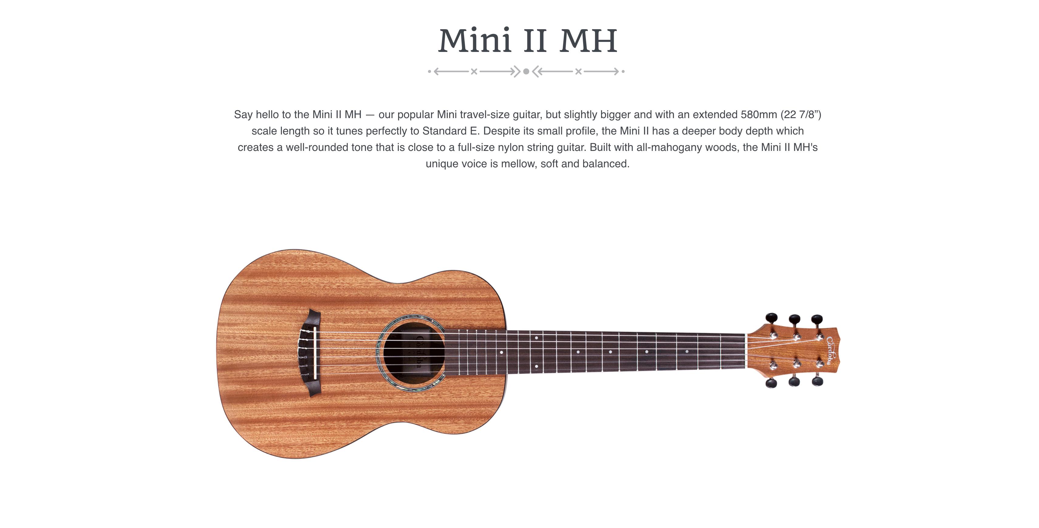 Cordoba Mini II MH