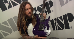 Korn's Brian Head Welsh - Live at NAMM 2017