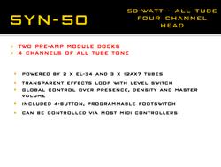 Synergy Syn-50