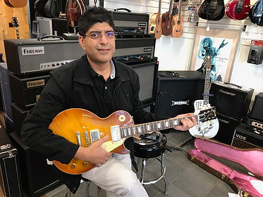 Rafay 2018 '59 Historic Reissue Les Paul