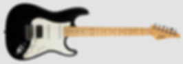 Suhr Classic S Maple Fingerboard Black.p