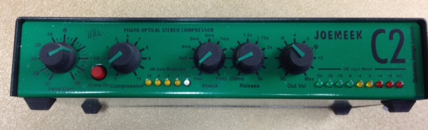 JOEMEEK C2 Compressor