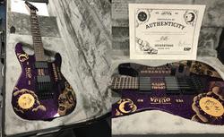 Kirk Hammett Ouija Purple