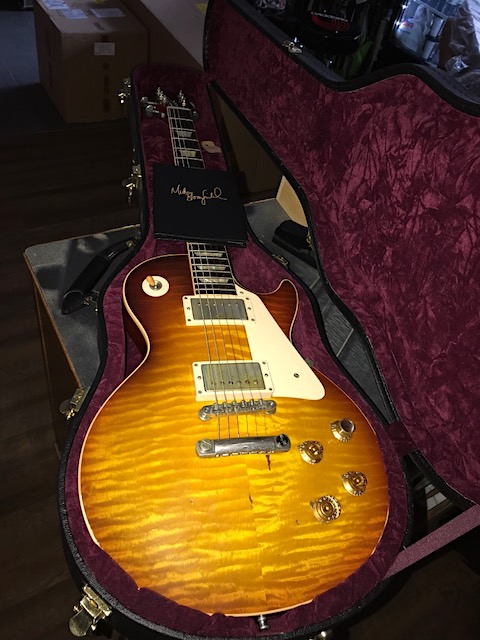 SOLD Bloomfield 1959 Les Paul