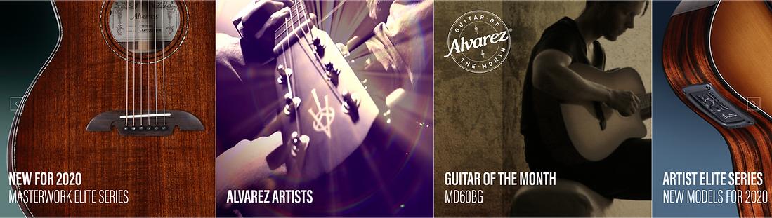 Alvarez Guitars Dealer Canada 604-6824422