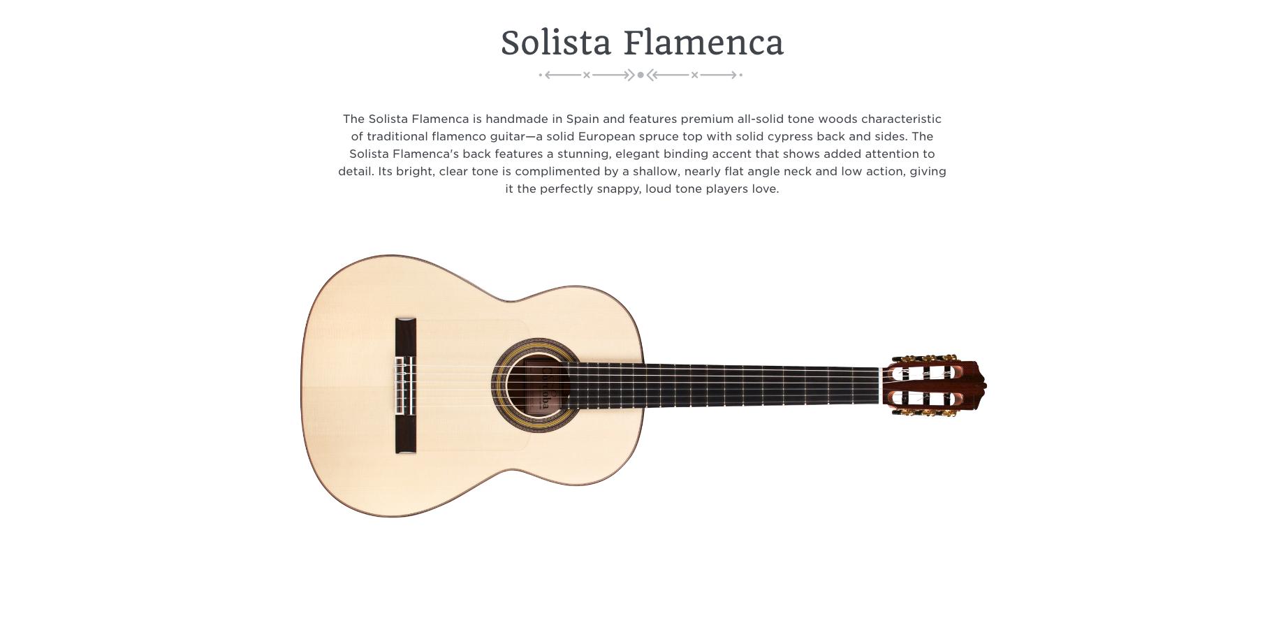 Cordoba Solista Flamenca  Canada