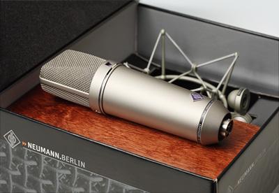 Neumann U87_Studio Set
