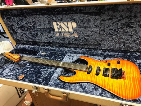 ESP USA Dealer Canada Westcoast Guitars