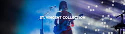 Ernie Ball St. Vincent Collection