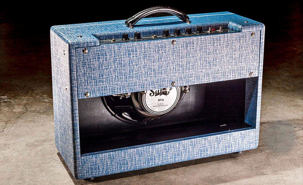 Supro Dual-Tone 1624T Back