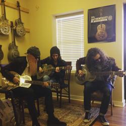 Republic Guitars Billy Gibbons