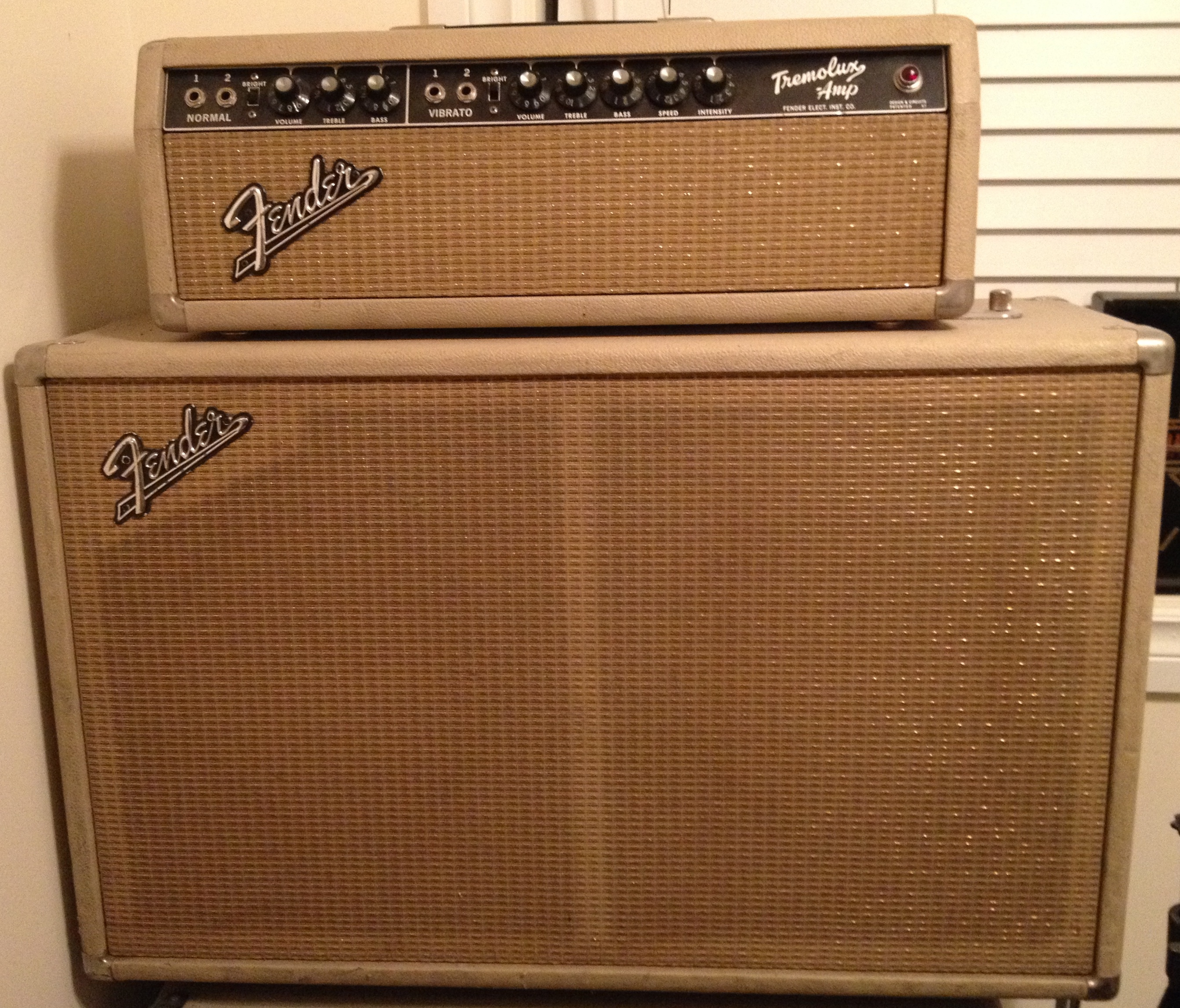 Vintage Fender Tremolux