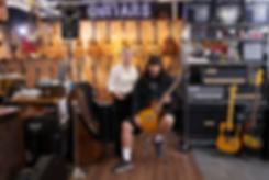 Westcoast Guitars Calendar Shoot 2020