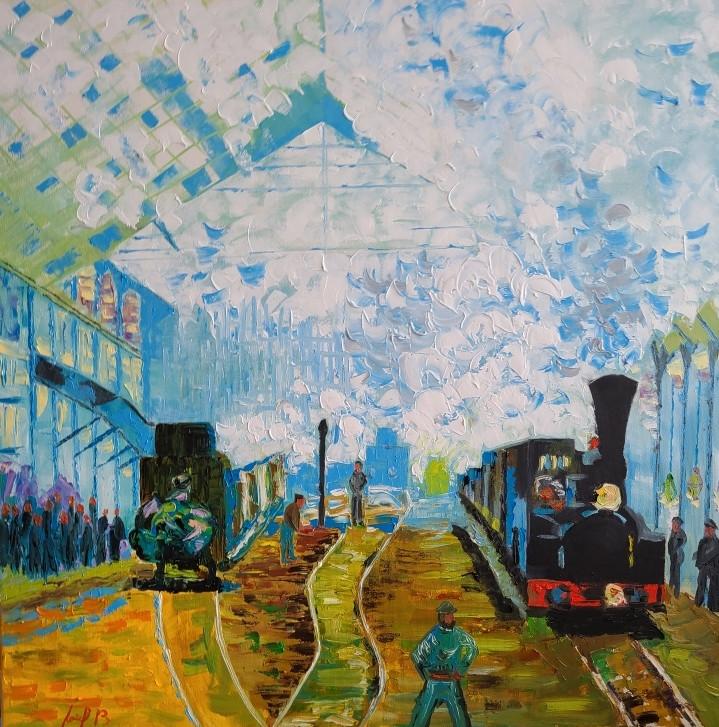 Monet, Van Gogh, Best, Art, European, Master, Canada, For Sale,