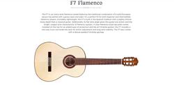 Cordoba F7 Flamenco  Dealer Canada