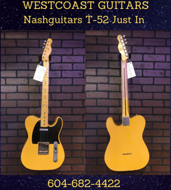 Bill Nash T-52 Just In Available