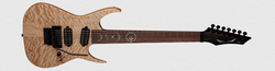 RUSTY COOLEY 7 STRING QUILT - OIL FINISH