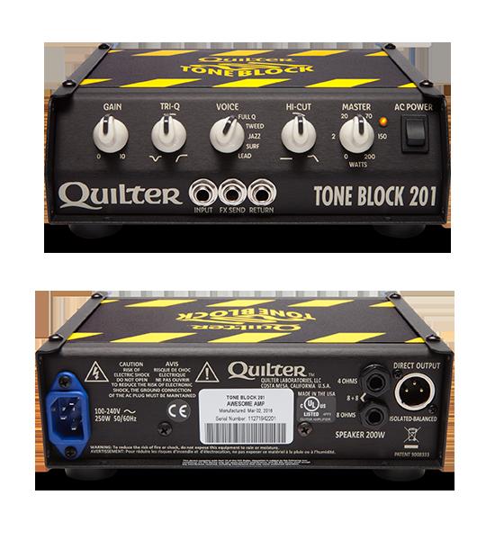 Quilter ToneBlock 201