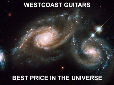 Westcoast Guitars Vancouver Ships Guitars Worldwide !
