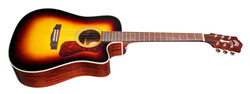 Westerly D-140CE Antique Sunburst