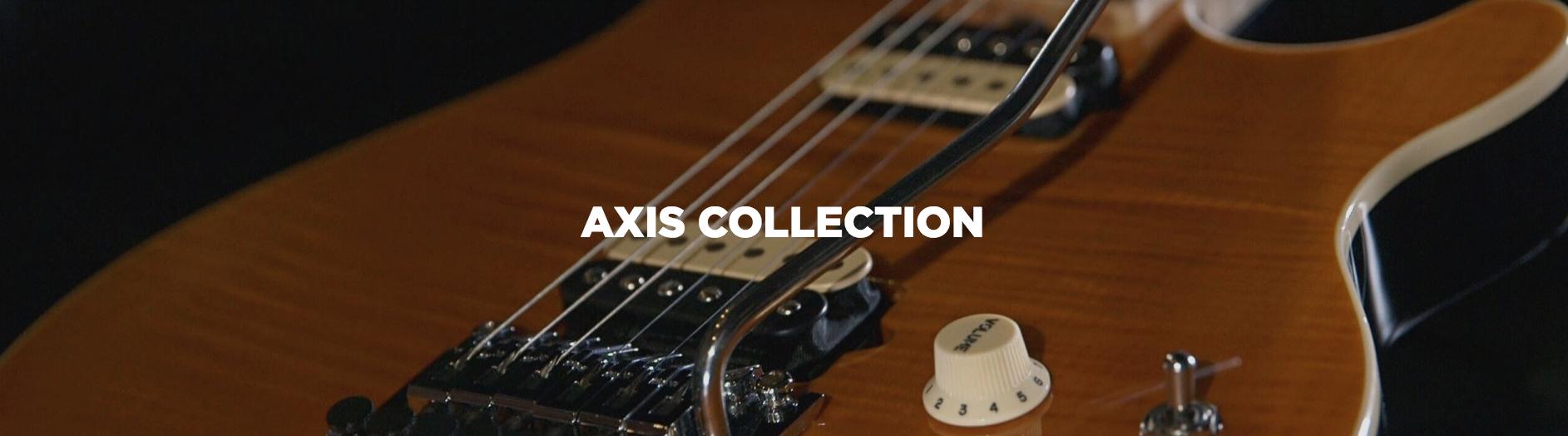 Ernie Ball Axis Collection