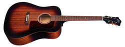 USA Guild D-20 Vintage Sunburst