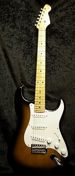 Tokai AST 95 Alder Body Maple Neck