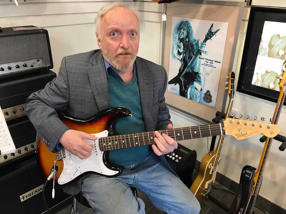 Legendary tokai guitars canada dealer