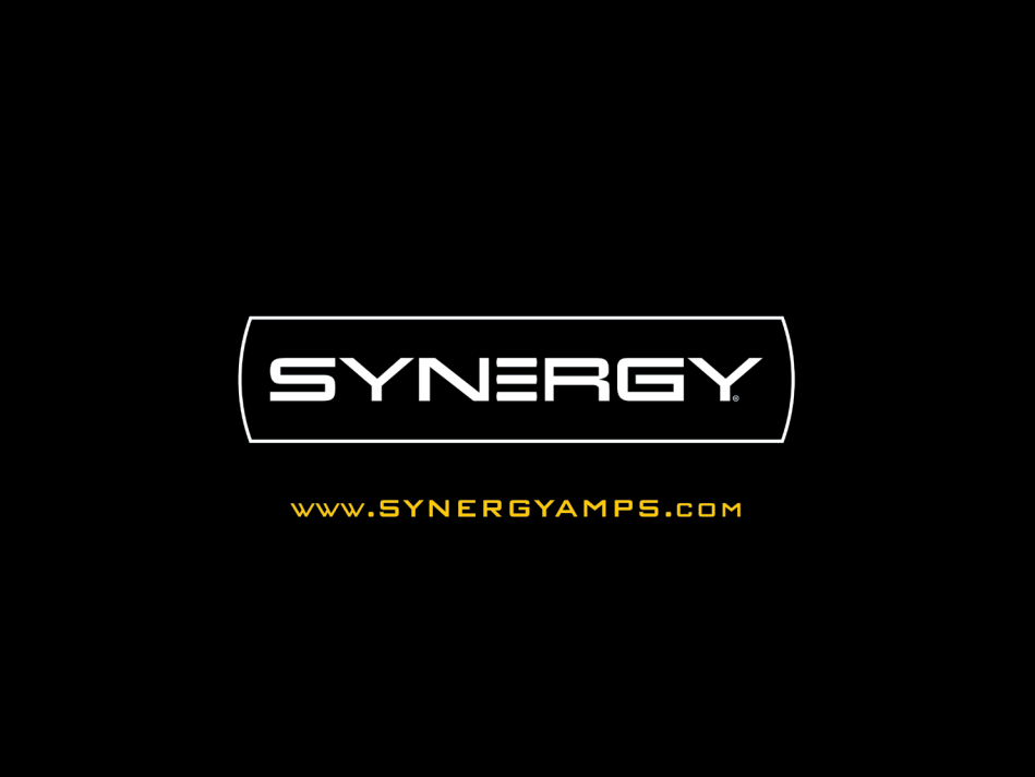 Synergy Amps Dealer Vancouver Canada