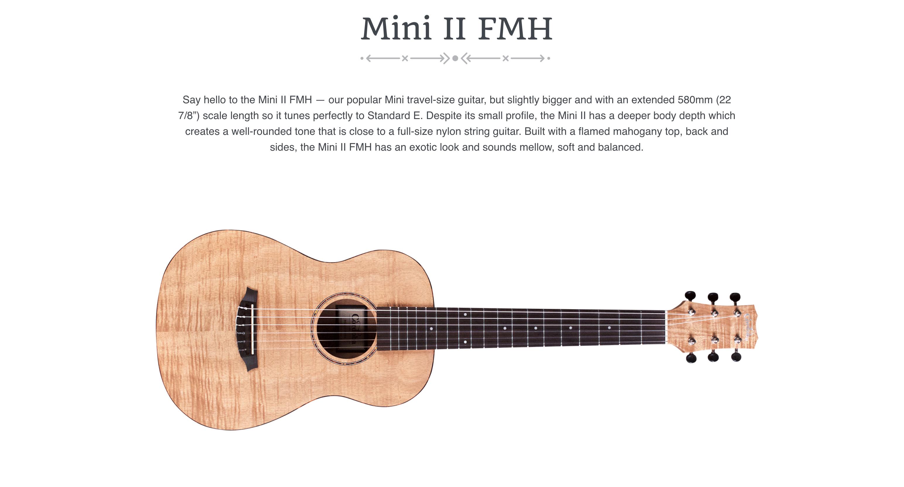 Cordoba Mini II FMH
