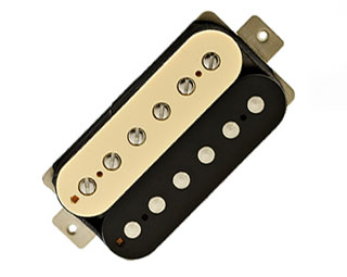 Uncovered Zebra Humbucker