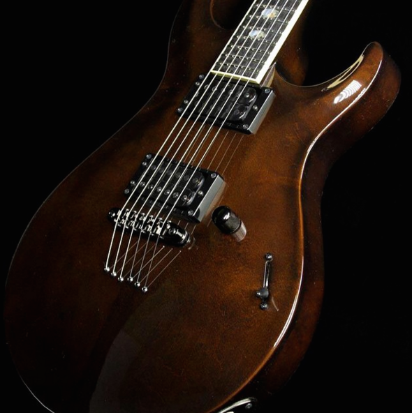 Caparison Angelus-M3B in Dark Ale