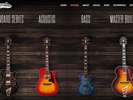 D'Angelico Guitars Dealer Canada Westcoast Guitars