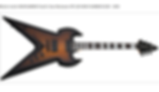 death claw westcoast guitars canada dealer wyldeaudio zakk guitars best price shipping canadawide