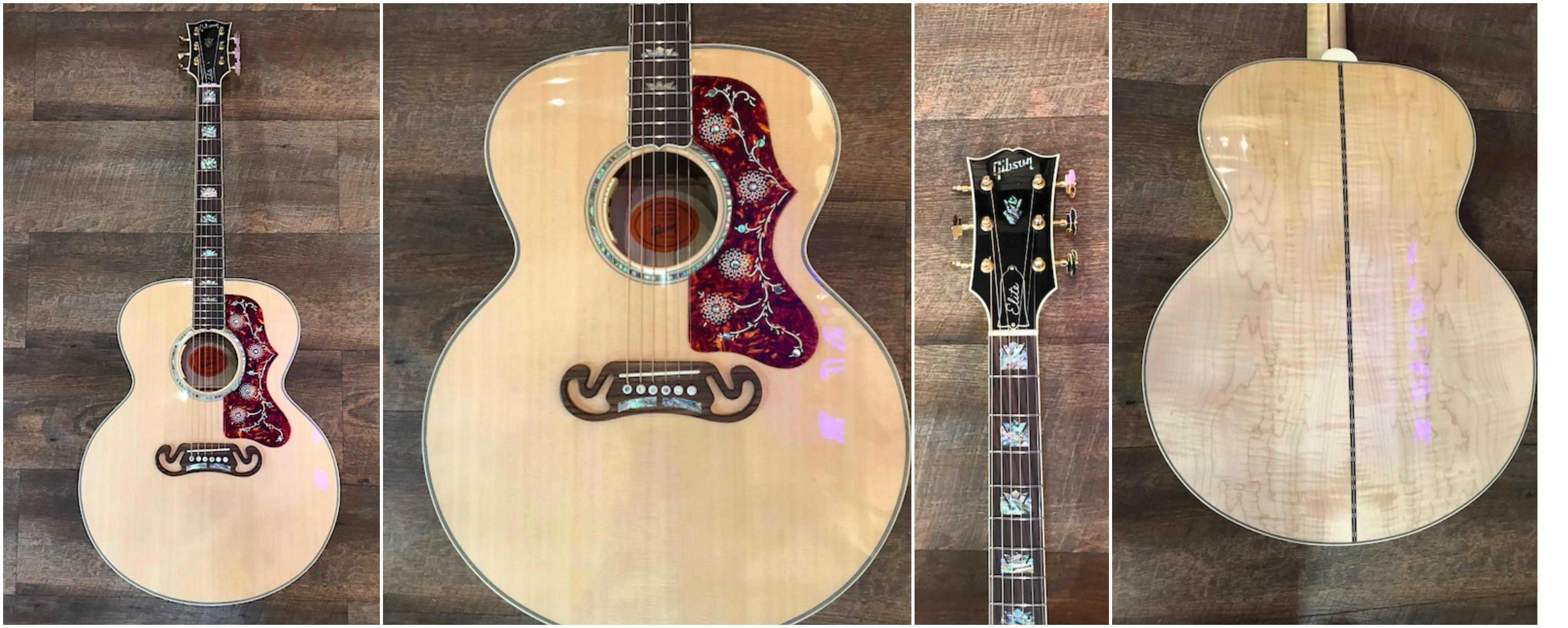 Gibson SJ-200 Custom Shop