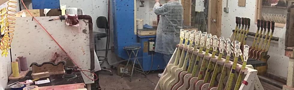 Westcoast Guitars At Gibson Custom Shop Nashville