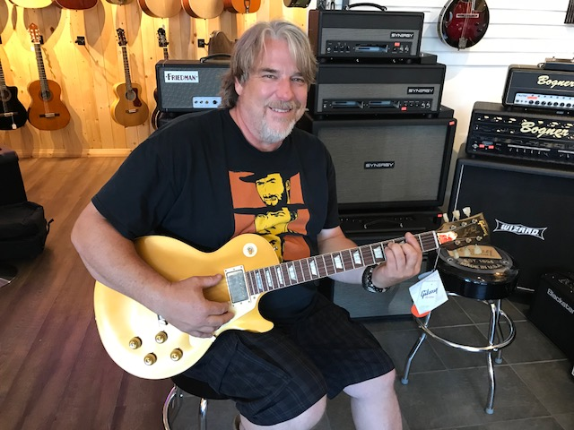 Gibson Custom Shop '57 Gold Top One Of 60