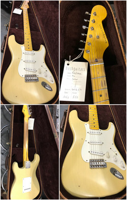 SOLD Bill Nash S-57 with Lollars